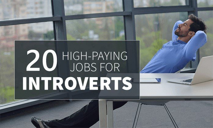 Jobs for lazy introverts