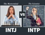 Comparing INTJ and INTP