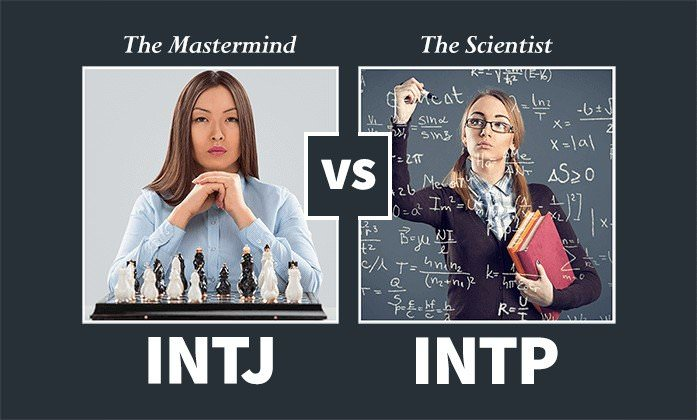 INTP dating INTJ