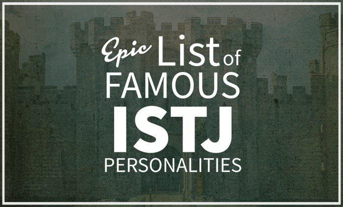Estp celebrity types istp